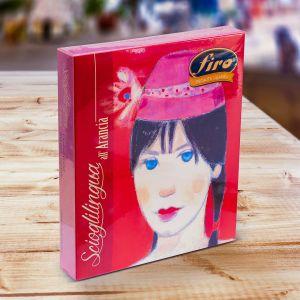 Scioglilingua all'Arancia Ricoperti al Cioccolato gr. 200