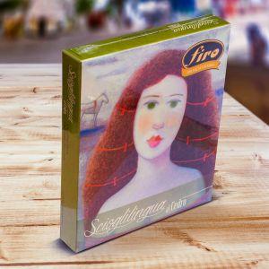 Scioglilingua al Cedro Ricoperti al Cioccolato gr. 200