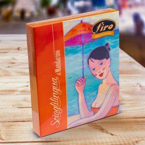 Scioglilingua al Mandarino Ricoperti al Cioccolato gr. 200