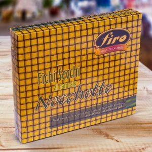 Nocchette di Fichi Secchi al Forno con Mandorle gr. 250