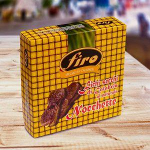 Nocchette di Fichi Secchi al Naturale con Mandorle gr. 500
